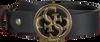 Zwarte GUESS Riem NAYA ADJUSTABLE PANT BELT  - small