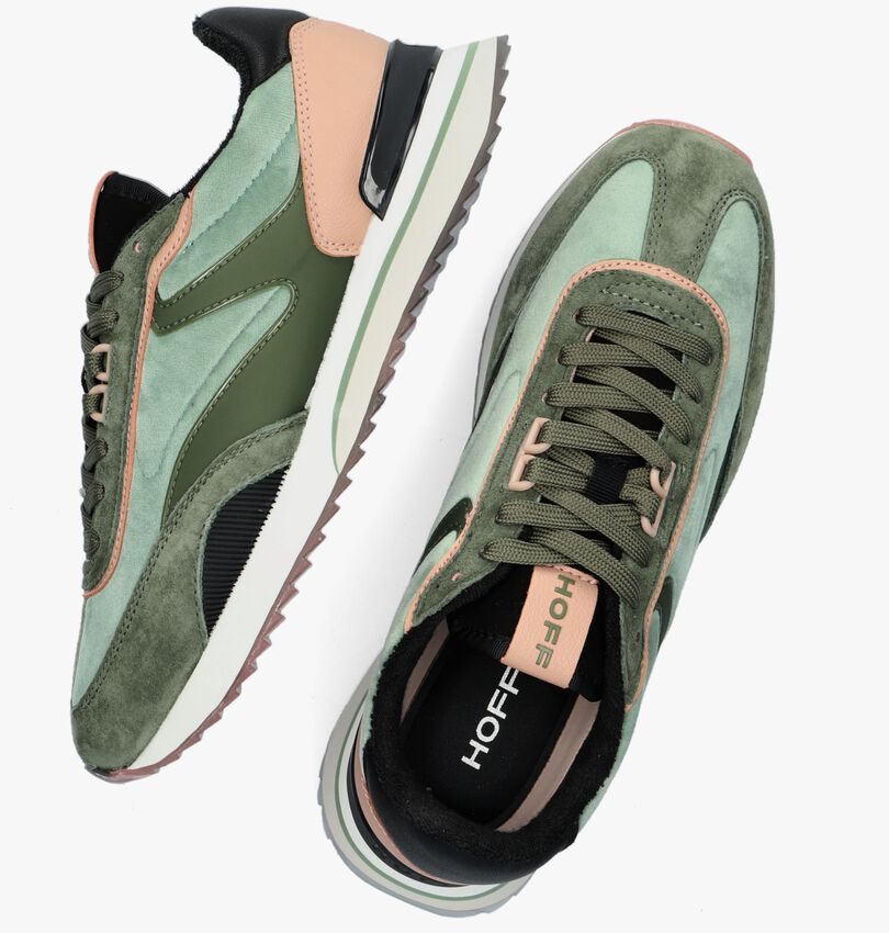 Groene THE HOFF BRAND Lage sneakers BRITISH  - larger