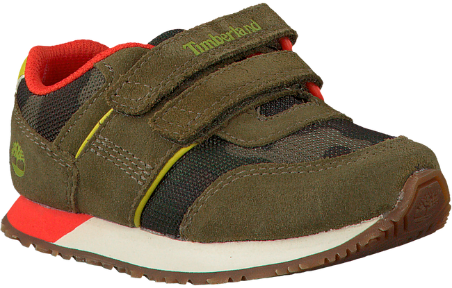 Groene TIMBERLAND Sneakers CITY SCAMPER OX  - large