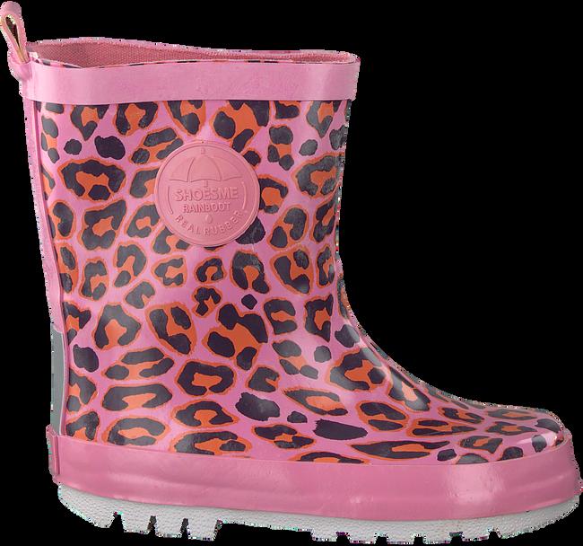 Roze SHOESME Regenlaarzen RAINBOOT  - large