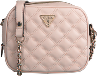 Roze GUESS Schoudertas CESSILY MINI CAMERA BAG  - medium