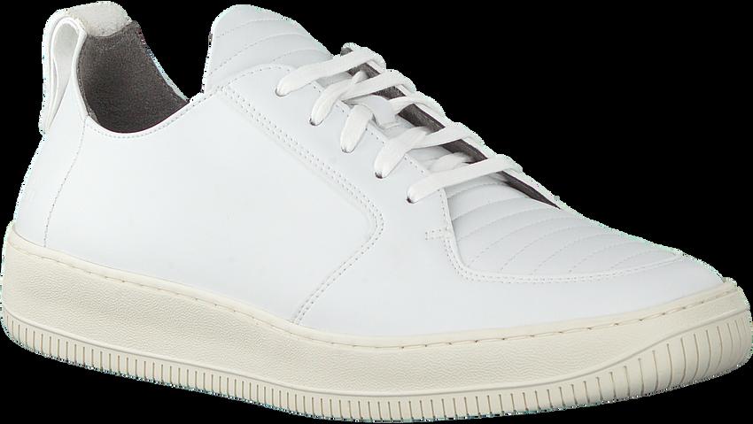 Witte EKN FOOTWEAR Lage sneakers ARGAN LOW SUTRI HEREN  - larger