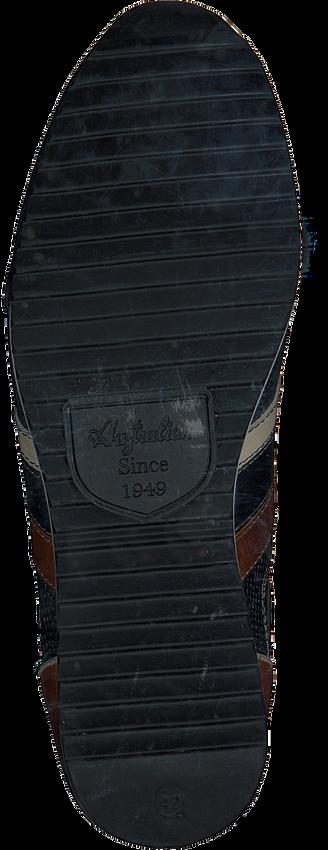 Blauwe AUSTRALIAN Lage sneakers CORNWALL  - larger