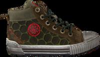 Groene RED-RAG Sneakers 13227 - medium