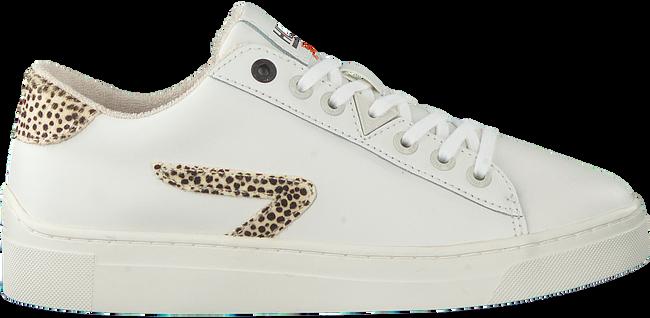 Witte HUB Lage sneakers HOOK LW CHEETA - large