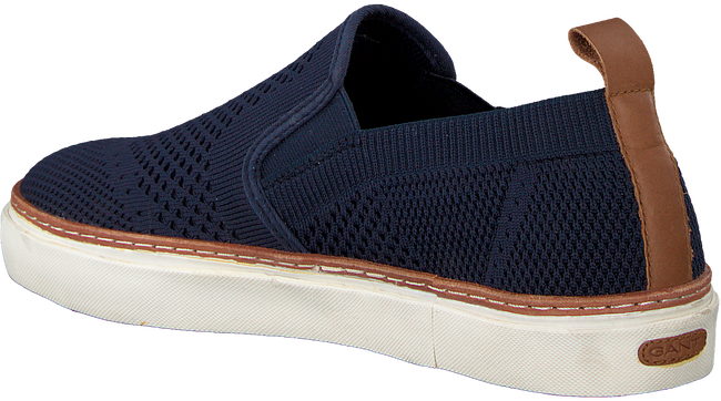 Blauwe GANT Slip-on sneakers BARI - large