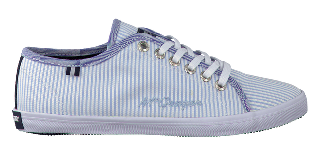 Blauwe MCGREGOR Veterschoenen COLLEGE LACE UP KIDS - large