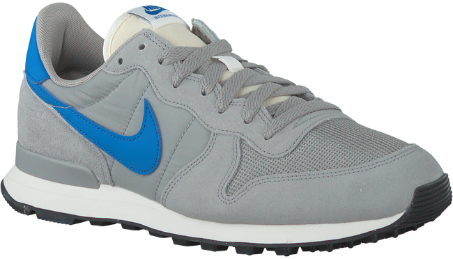 Grijze NIKE Sneakers INTERNATIONALIST MEN  - large