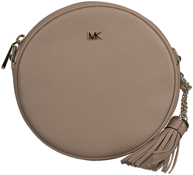 Bruine MICHAEL KORS Schoudertas CROSSBODIES MD CANTEEN BAG - large