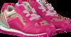 Roze BUNNIES JR Sneakers RAFF RUIG - small