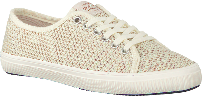 Witte GANT Sneakers NEW HAVEN - large