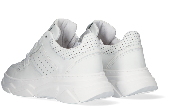 Witte HIP Lage sneakers H1760  - large