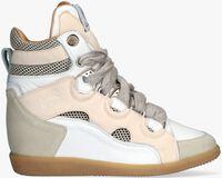 Beige LEMARÉ Hoge sneaker 2553  - medium