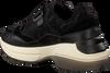 Zwarte LOLA CRUZ Sneakers 444Z00BK - small