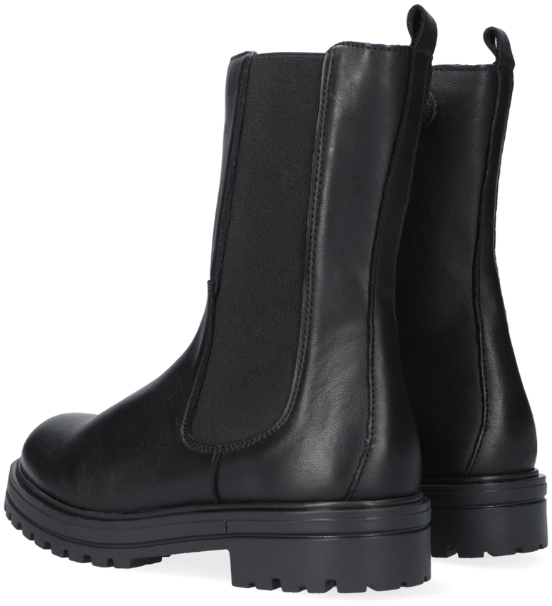 Zwarte HIP Chelsea boots H1468  - larger