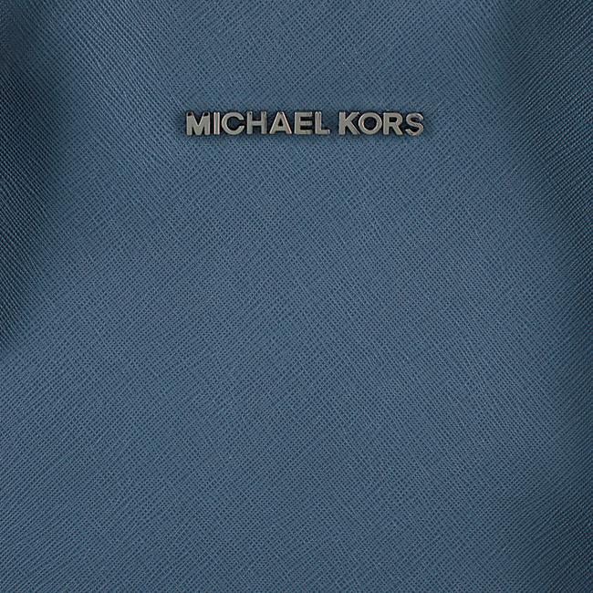 Blauwe MICHAEL KORS Shopper MD TZ MULT FUNT TOTE - large