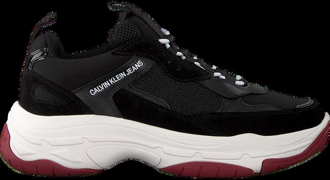 Zwarte CALVIN KLEIN Lage sneakers MARVIN  - large
