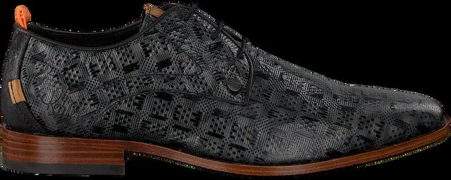 Zwarte REHAB Nette schoenen GREG TETRIS  - large