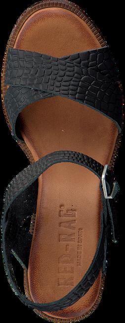 Zwarte RED-RAG Sandalen 79174  - large