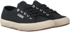Zwarte SUPERGA Sneakers 2750  - small