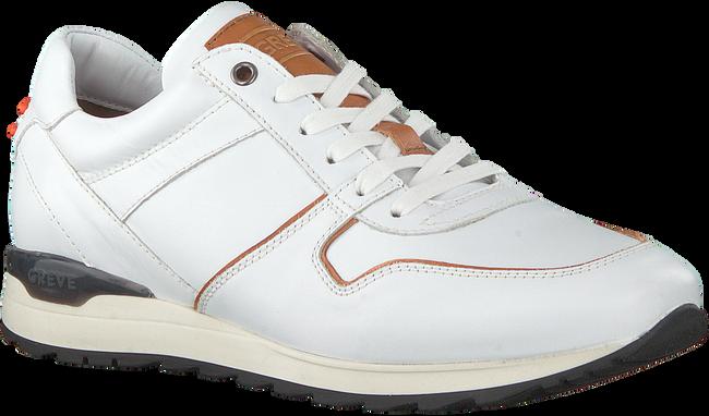 Witte GREVE Lage sneakers FURY  - large