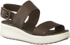 Groene TIMBERLAND Sandalen LOS ANGELES WIND 2 BANDS - small