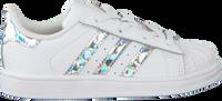 Witte ADIDAS Sneakers SUPERSTAR EL I  - medium