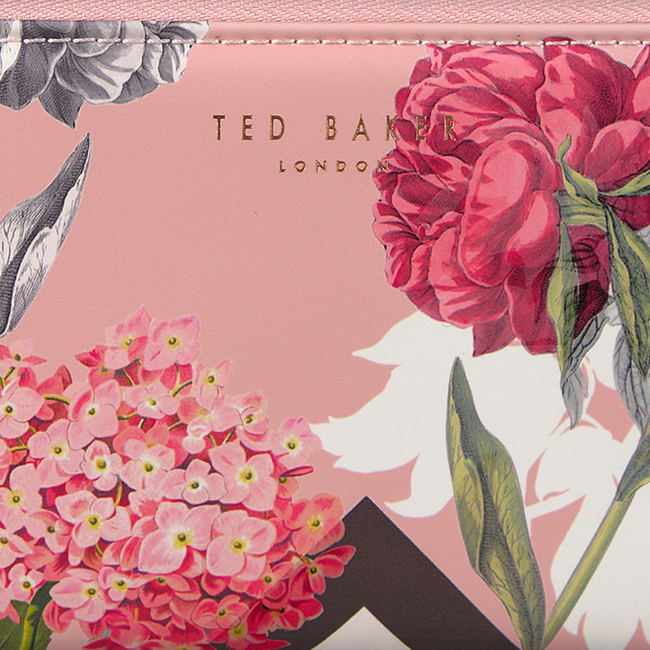 Roze TED BAKER Portemonnee DARLA - large