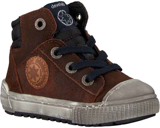 Cognac DEVELAB Sneakers 41683 - large