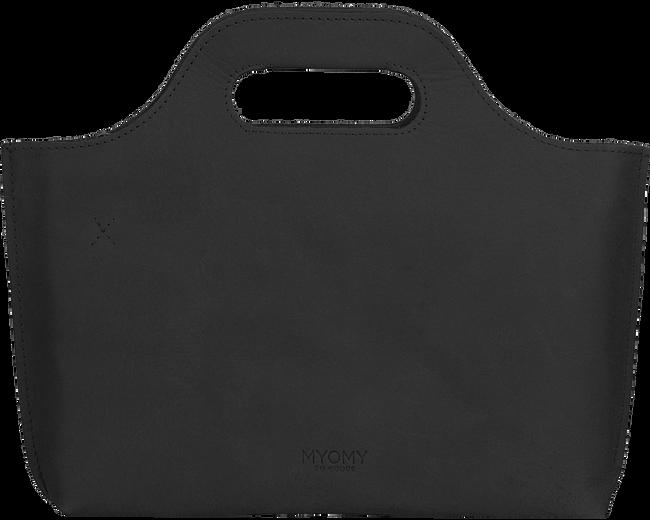 Zwarte MYOMY Handtas MY CARRY BAG MINI - large