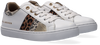 Witte BULLBOXER Lage sneakers AHM031E5L  - small