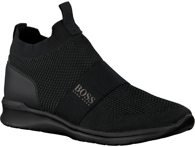 Zwarte BOSS Sneakers EXTREME SLON KNIT  - large