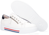 Witte GABOR Lage sneakers 465  - small
