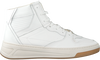 Witte NOTRE-V Hoge sneaker 00-400  - small