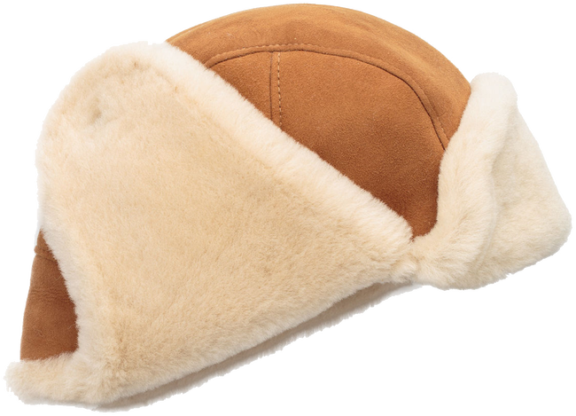 Cognac UGG  Muts TRAPPER - large