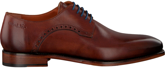 Cognac VAN LIER Nette schoenen 94310 - large