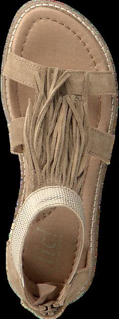 Beige CLIC! Sandalen 9123  - large