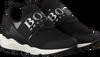 Zwarte BOSS KIDS Lage sneakers BASKETS J29H93 - small