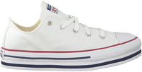Witte CONVERSE Lage sneakers CHUCK TAYLOR ALL STAR PLATFORM LAYER LO - medium