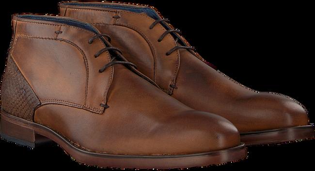 Cognac OMODA Nette schoenen 734-A - large