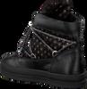 Zwarte UNISA Enkelboots FRESHITA_HE_GR - small