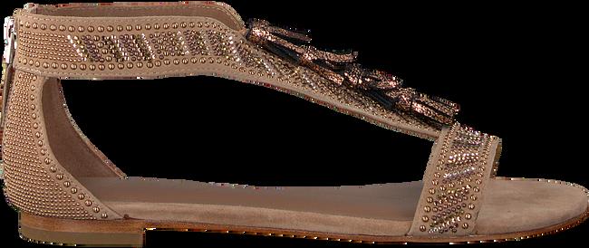 Bruine LOLA CRUZ Sandalen 305Z30BK  - large