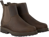 Groene TIMBERLAND Chelsea boots COURMA KID  - small
