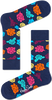 Blauwe HAPPY SOCKS Sokken ROSE - small
