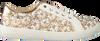 Witte MICHAEL KORS Sneakers ZIVYFLOR  - small