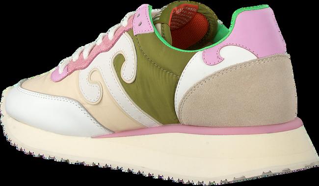 Multi WUSHU Lage sneakers MASTER  - large