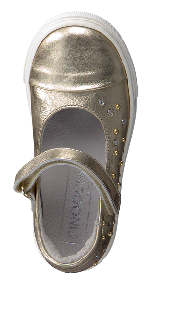 Gouden PINOCCHIO Ballerina's P1917  - large