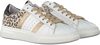 Witte HIP Lage sneakers H1261  - small
