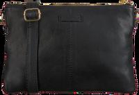 Zwarte DEPECHE Schoudertas 12152  - medium