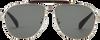 Zilveren TOMS Zonnebril SUN-BOOKER - small